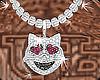 Diamond Cat Chain