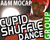 Cupid Shuffle 6x GROUP
