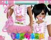 Piggy TuTu - Pink