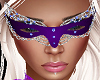 Purple Sparkle Mask