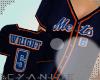 -C- NY Mets Jersey -5-