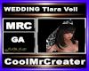 WEDDING Tiara Veil
