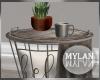 ~M~   HTG End Table