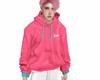 Pink Senpai Hoodie