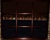 window with skyline view