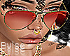 Sunglasses | Red