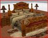 Aristocrat bed -Louisxv