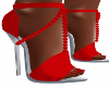 Siren Red   Stilettos