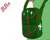 Shoulder Bag, green
