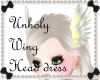 RS~Unholy Wing HeadDress