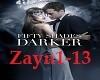 Fifty Shades Darker,Zyan