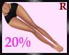 Leg Scaler 20%