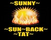 ~SUN~SUNNY~BACK~TAT~