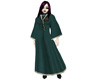 Green Wizard Robes