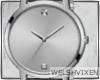 WV: Silver Watch