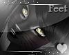 Pvc Kitty ~Feet