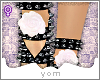 Y{ pure ankle roses }