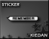 [KG] Remember