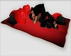 Love Rug Pillow Kiss