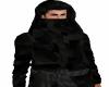 Black Camo Ninja Hoodie