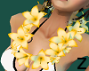 Lei Yellow Flowers Z
