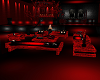 vampire blood sofa