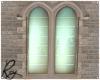DnD Castle Window