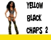 yellow black chaps 2