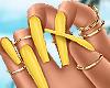 💛 Malibu Nails