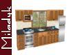 MLK Rattan Small Kitchen