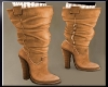 ~T~Tan Leather Boots