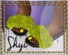 $ Yellow Fur Slides