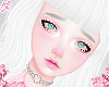 d. roe albino