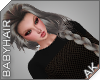 ~AK~ Babs: Slate Gray