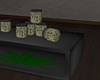 WEED TABLE
