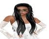 Carisse~Long Black hair
