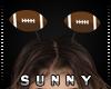 ♫| Football Antennae