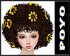 Sunflower Darkbrown