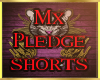 K! Mx Pledge shorts Iota