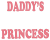 V5 Daddys Princess Sign