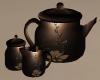 [CI]Espresso Tea set