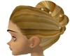 Elegant Sunkissed Blonde