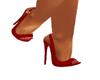 Red Strap Stiletto