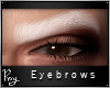 Sultry Brows-White
