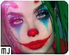 Female Joker Head