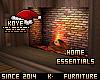|< Winter! Fireplace!