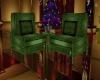 ~TQ~green chairs