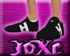 [JoXe]H Shoes BlackWhite
