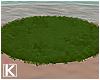 |K 🌴 Grass Round Rug
