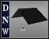 A Frame Black Roof
